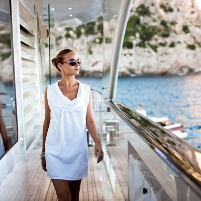 Quite Essential Yacht Terrace