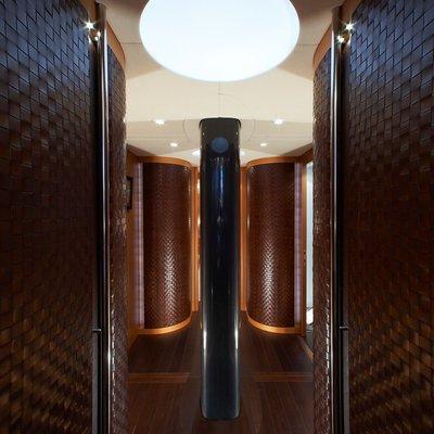 A Sulana Yacht Foyer