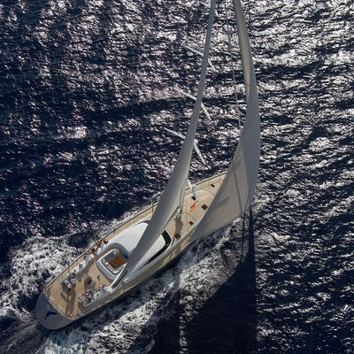A Sulana Yacht Overhead