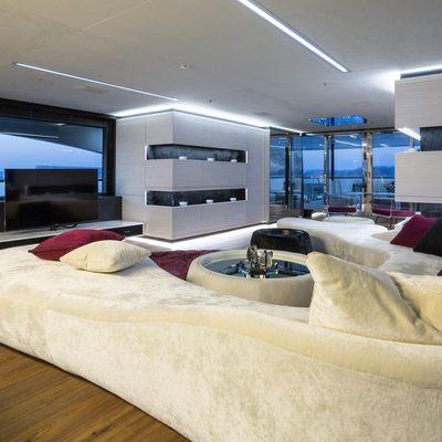 Ocean Paradise Yacht Main Salon