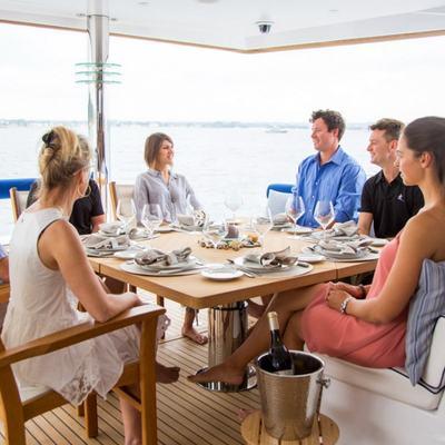 WindQuest Yacht