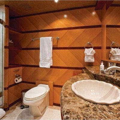 Chosen One Yacht Master Bathroom