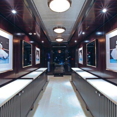Carpe Diem Yacht Main Foyer
