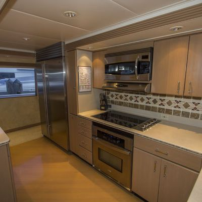 A' Salute Yacht