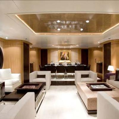 Mercury Yacht Saloon - Overview