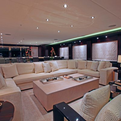 Carpe Diem Yacht Skylounge - Seating