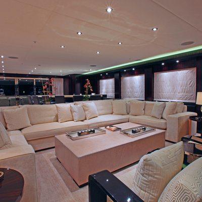 Carpe Diem Yacht Skylounge - Seating