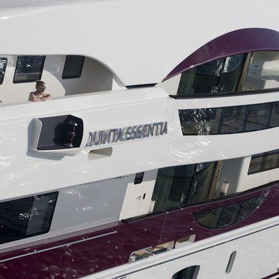 Quite Essential Yacht Exterior Detail