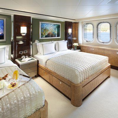 Sycara V Yacht Twin Stateroom