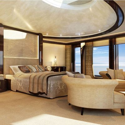 Kismet Yacht Owner Suite