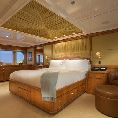 Milk and Honey Yacht Master Stateroom