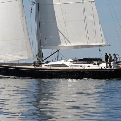 Alchemy IV Yacht