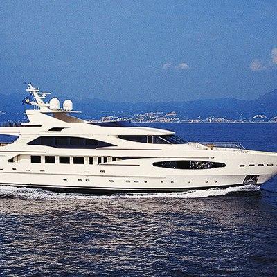 Princess Iolanthe Yacht Main Profile