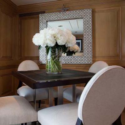 Shake N Bake TBD Yacht Detail - Table & Chairs