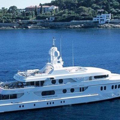 Mercury Yacht Profile