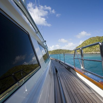 Antara Yacht Terrace