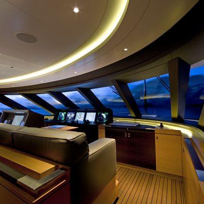 Lady Britt Yacht Bridge