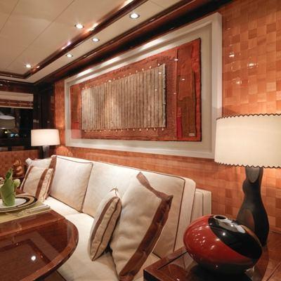 Kadimo's Yacht Detail