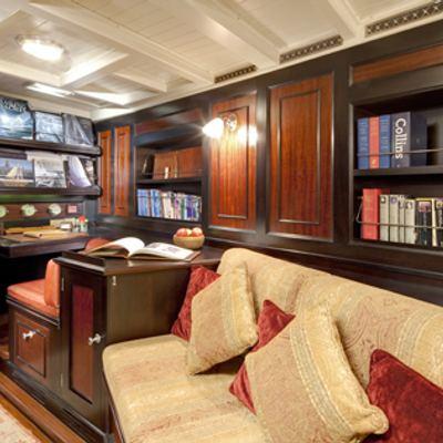 Shamrock V Yacht Master sofa
