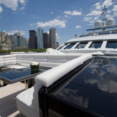Bliss Yacht Deck Seating