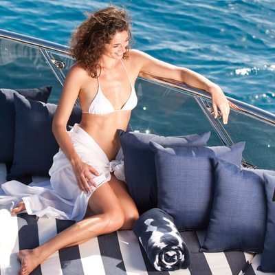 Diamond Yacht Sun Loungers