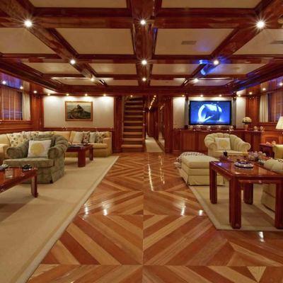 Sokar Yacht Main Salon