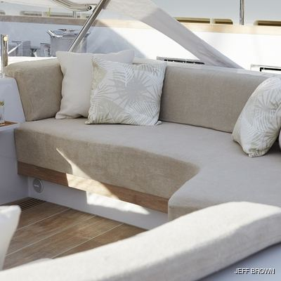 Twizzle Yacht Cockpit Seating