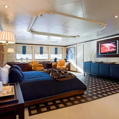 Force Blue Yacht Master Stateroom - Overview