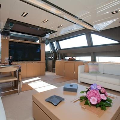 Silver Breeze Yacht