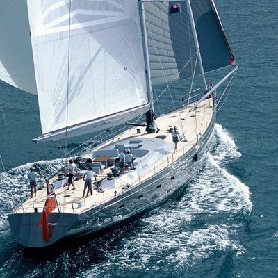 Silvertip Yacht