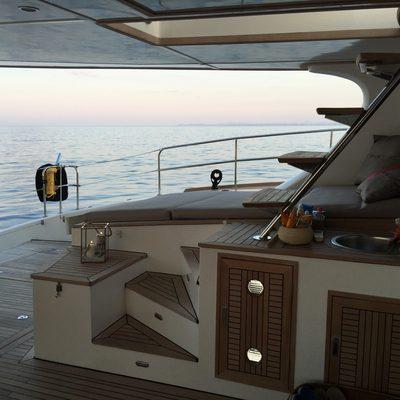Seazen II Yacht