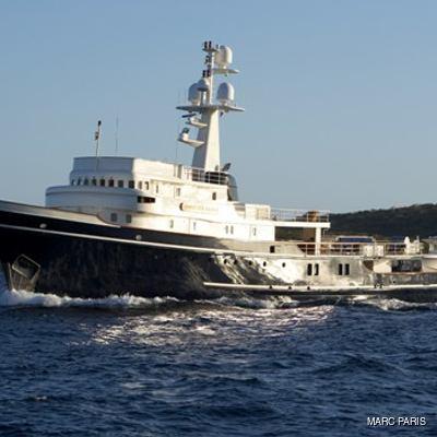 Seawolf Yacht Profile