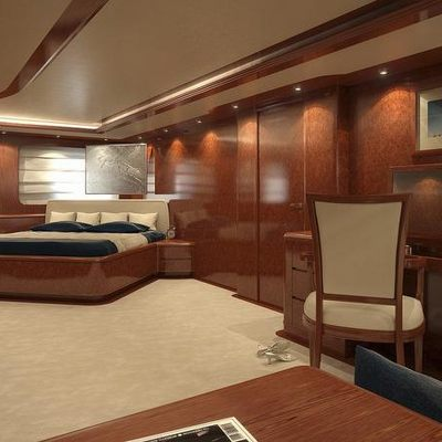 Baron Trenck Yacht VIP Stateroom