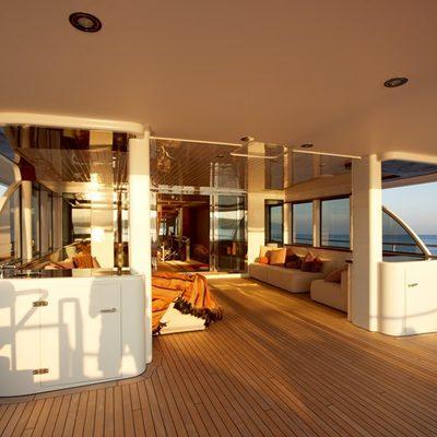 Northlander Yacht Deck