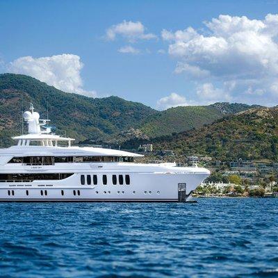 Liquid Sky Yacht Profile