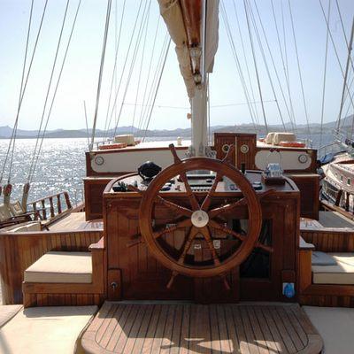 Gem Ship's Wheel