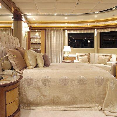 Sea Walk Yacht Master Stateroom