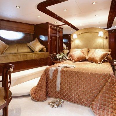 Iraklis L Yacht Master Stateroom