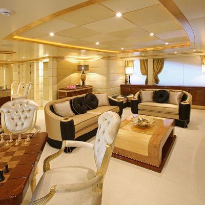 Platinum Yacht Skylounge - Seating