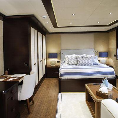 Baton Rouge Yacht VIP Stateroom - Ponchartrain