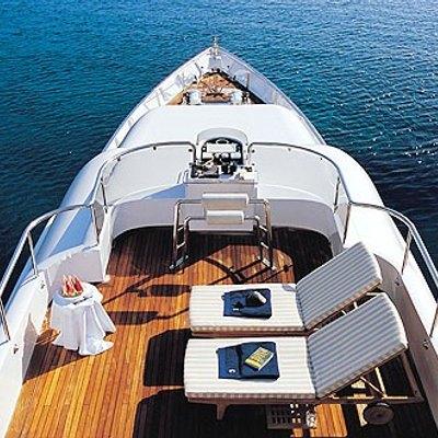 Carmen Fontana Yacht Sun Loungers