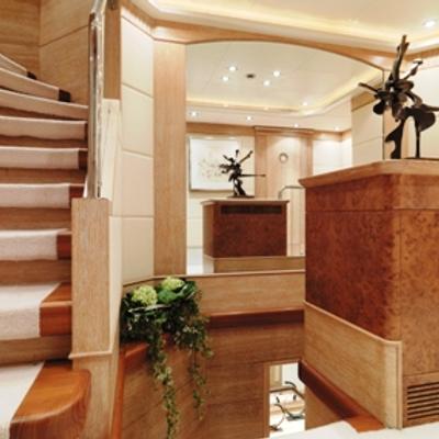 Balaju Yacht Foyer