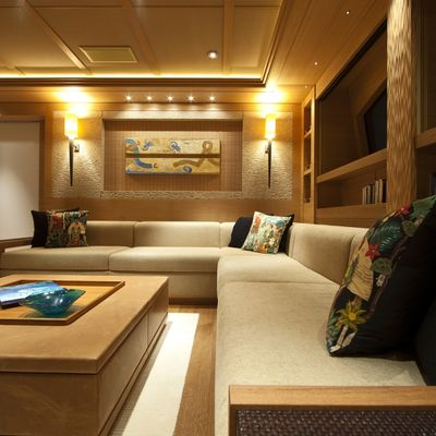 Naia Yacht Master Lounge - Artwork