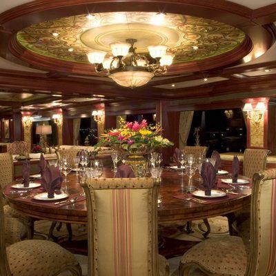 Amarula Sun Yacht Dining Salon