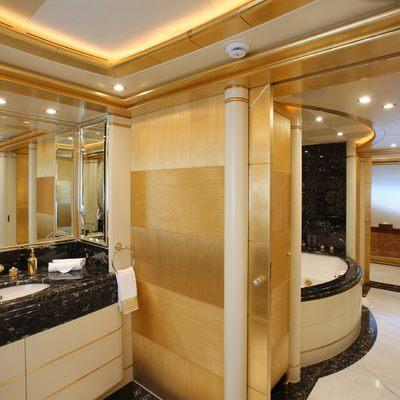 Platinum Yacht Master Bathroom