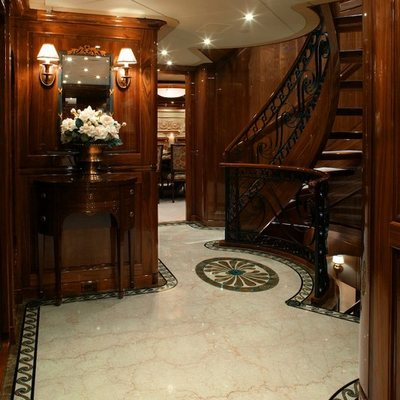 Top Five Yacht Foyer