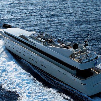 Kintaro Yacht Running