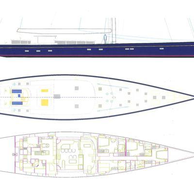 G2 Yacht Deck Plan
