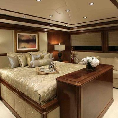 Dream Yacht Master Stateroom