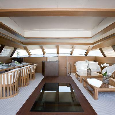 Namaste 8 Yacht Skylounge